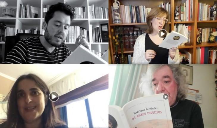 #euquedonacasa con… corentena literaria