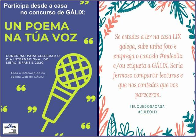 #euquedonacasa con… Gálix