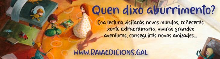 #euquedonacasa con… Baía Edicións!