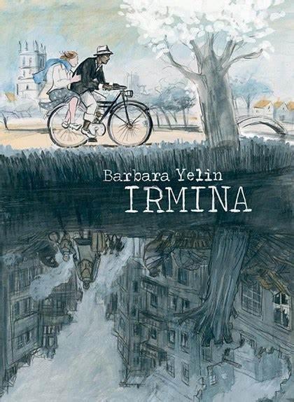 """""""Irmina"""", no club Lecturas Debuxadas de maio"""