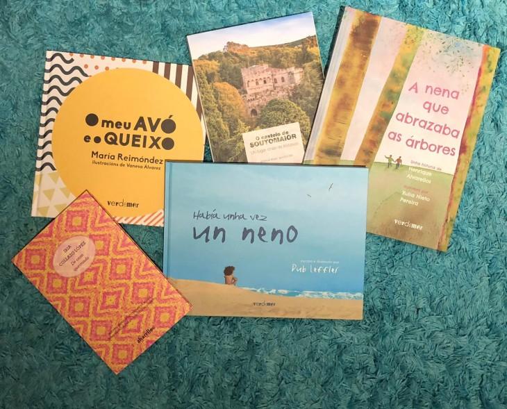 Alvarellos Editora, nova socia protectora de Espazo Lectura