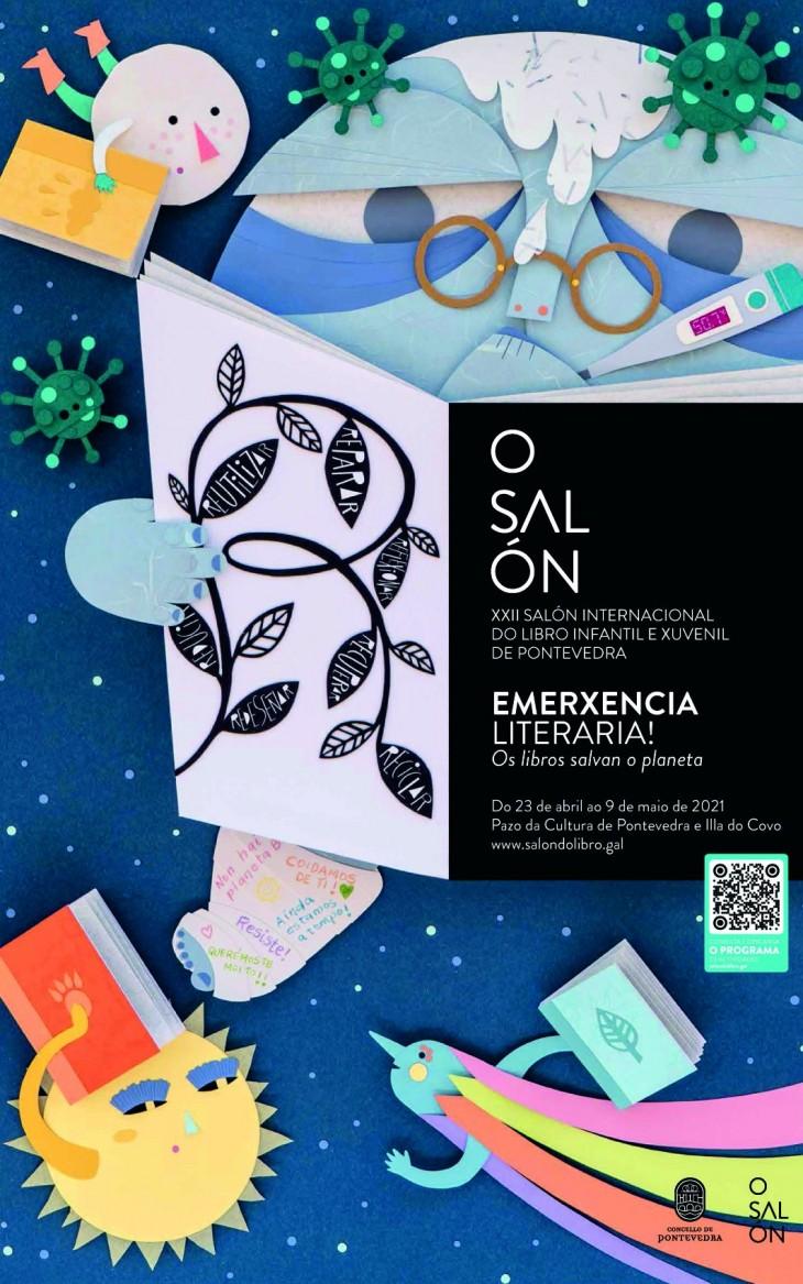 XXII Salón Internacional do Libro Infantil e Xuvenil de Pontevedra