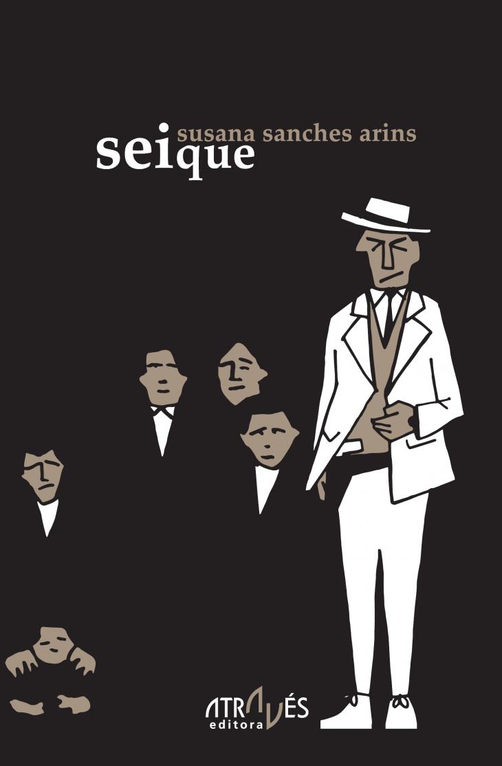 Seique, de Susana Sánchez, no Sete Vidas da Semana do Libro e a Lectura.