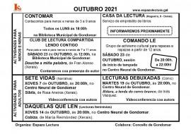 Actividades outubro 2021